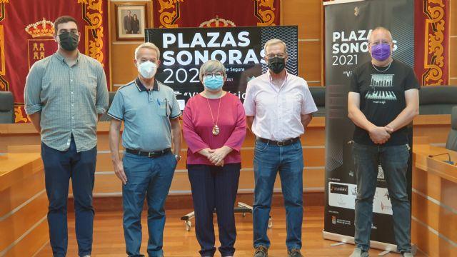 PLAZAS SONORAS 2021, Vive música, vive Molina, nueva propuesta de la Concejalía de Cultura para este mes de octubre - 1, Foto 1