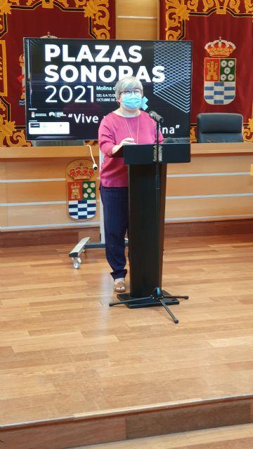 PLAZAS SONORAS 2021, Vive música, vive Molina, nueva propuesta de la Concejalía de Cultura para este mes de octubre - 2, Foto 2
