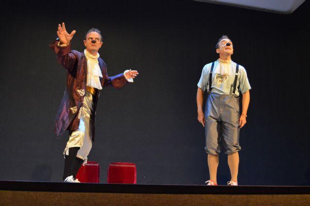 Muchas risas en la primera cita del IX certamen de teatro amateur Juan Baño de Las Torres de Cotillas - 1, Foto 1