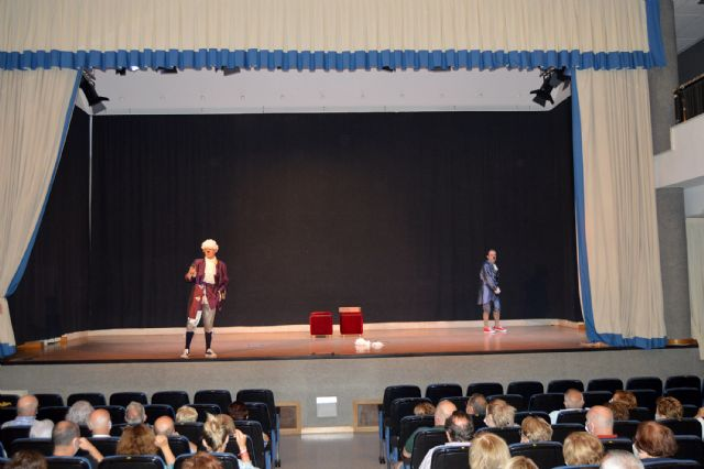 Muchas risas en la primera cita del IX certamen de teatro amateur Juan Baño de Las Torres de Cotillas - 2, Foto 2