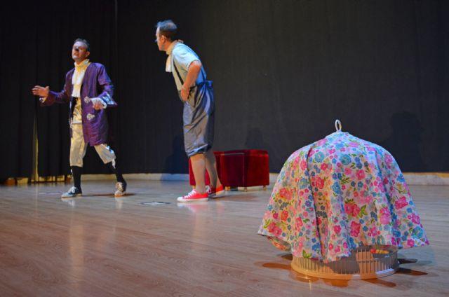 Muchas risas en la primera cita del IX certamen de teatro amateur Juan Baño de Las Torres de Cotillas - 3, Foto 3