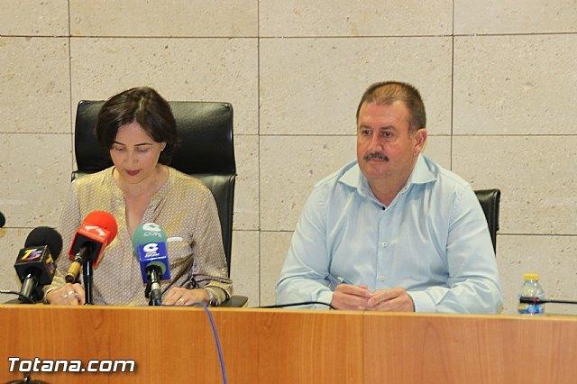 El an�lisis econ�mico-financiero del Ayuntamiento arroja una deuda total municipal actualizada de 180 millones de euros, Foto 1