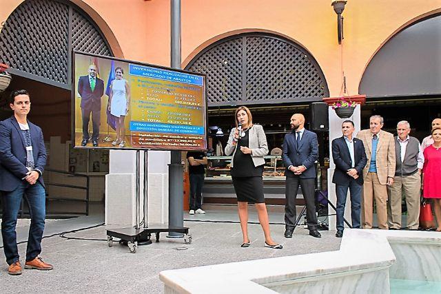 El Secretario de Estado de Comercio y la Alcaldesa reinauguran el Mercado Municipal de Abastos tras su reciente e importante remodelación - 1, Foto 1