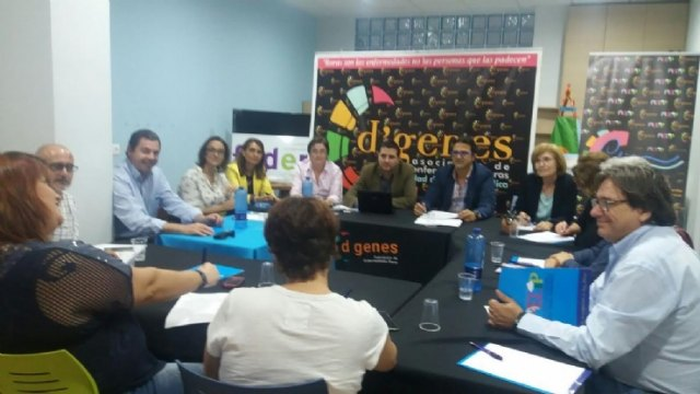 Los comit�s organizador y cient�fico del IX Congreso Internacional de Enfermedades Raras se re�nen para perfilar los �ltimos detalles de este evento, Foto 3