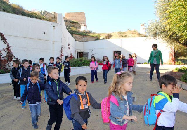 La Concejalía de Cultura y Turismo oferta paquetes de visitas guiadas a los escolares - 1, Foto 1