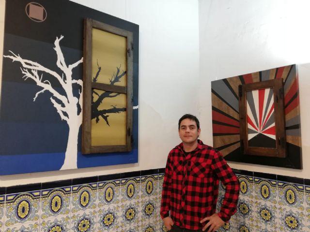 Cultura muestras la obra de Salva Piñero en Ricote dentro del Plan de Espacios Expositivos - 1, Foto 1