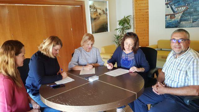 Familia financia con 512.506 euros la atención a 317 personas con discapacidad en Mazarrón, Foto 1