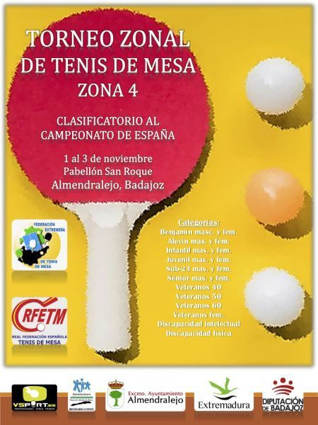 Results Club Totana TM zonal tournament Almendralejo, Foto 6