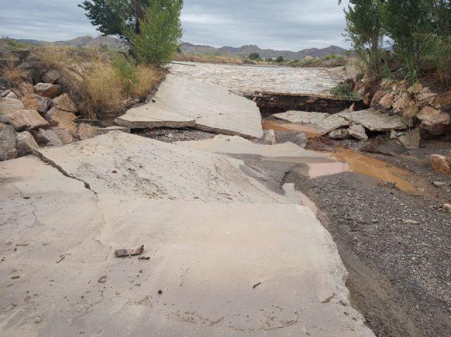 La Comunidad Autónoma aprueba la reparación del camino público El Cementerio tras los daños de la DANA - 2, Foto 2