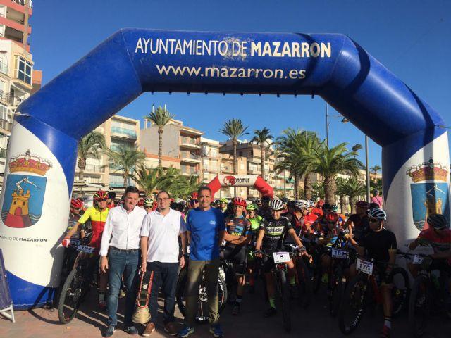 Ismael Sánchez se proclama campeón de la XXIV marcha MTB Bahía de Mazarrón, Foto 2