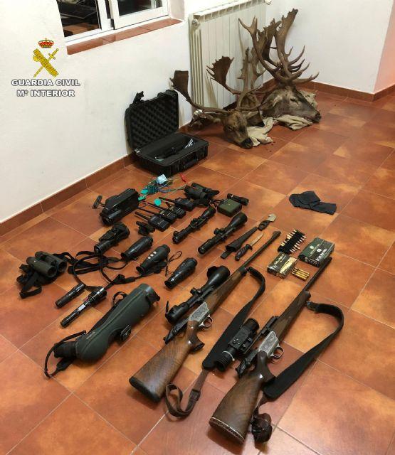La Guardia Civil detiene a dos cazadores furtivos - 1, Foto 1