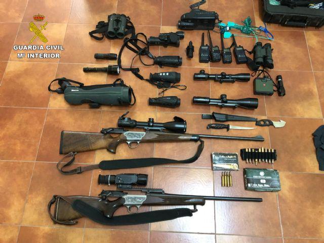 La Guardia Civil detiene a dos cazadores furtivos - 3, Foto 3