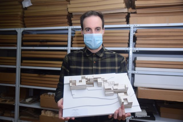 Premiado el proyecto de un arquitecto por la UPCT para 'coser' con cultura la trama urbana de Cehegín - 1, Foto 1