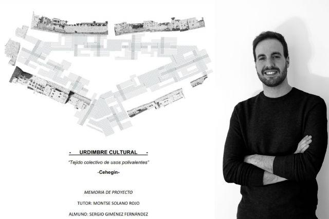Premiado el proyecto de un arquitecto por la UPCT para 'coser' con cultura la trama urbana de Cehegín - 2, Foto 2