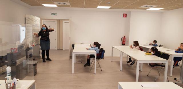 La Escuela de Música inicia curso con medidas que garantizan la seguridad de los alumnos - 2, Foto 2