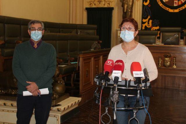 La alcaldesa insiste en la concienciación ante el aumento de contagios tanto a nivel local como general - 1, Foto 1