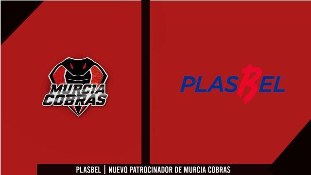 PLASBEL, nuevo patrocinador de Murcia Cobras - 1, Foto 1