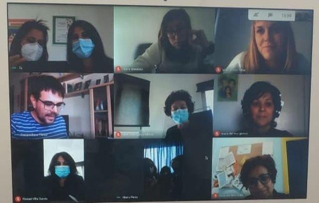 Ayuntamiento, Comunidad, AFEMCE y Cáritas, se coordinan para atender a las personas con enfermedad mental en tiempos de pandemia - 1, Foto 1