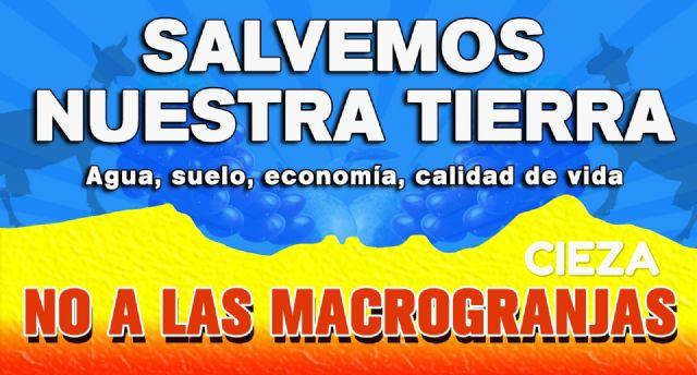 La plataforma Salvemos Nuestra Tierra-No a las macrogranjas se reúne con el ayuntamiento de Cieza - 2, Foto 2