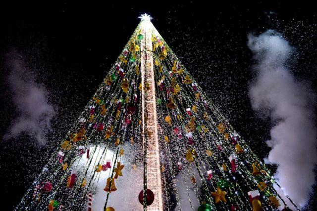 Los vídeos del encendido de la Navidad en Murcia superan más de 191.000 impresiones en redes sociales en menos de 24 horas - 2, Foto 2