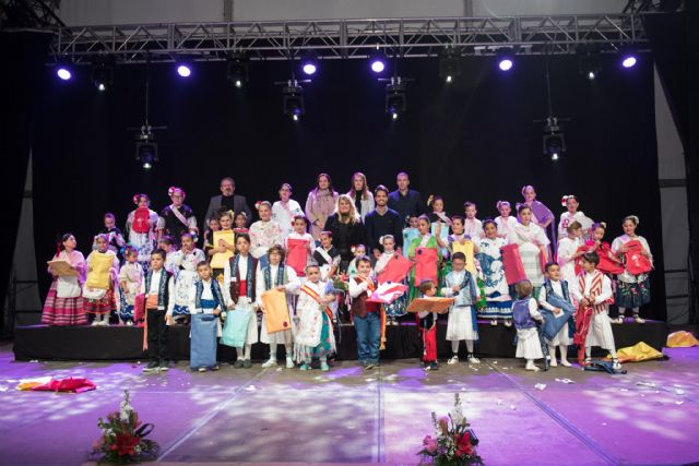 Más de 40 niños participan en la gala infantil de las fiestas patronales - 4, Foto 4