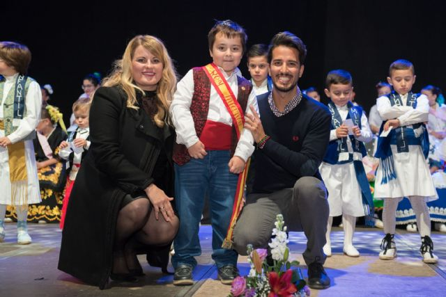 Más de 40 niños participan en la gala infantil de las fiestas patronales, Foto 5