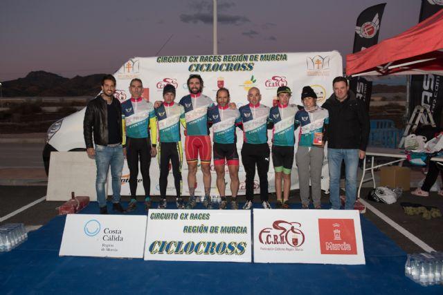 El ciclocross regional hace parada en Mazarrón, Foto 3