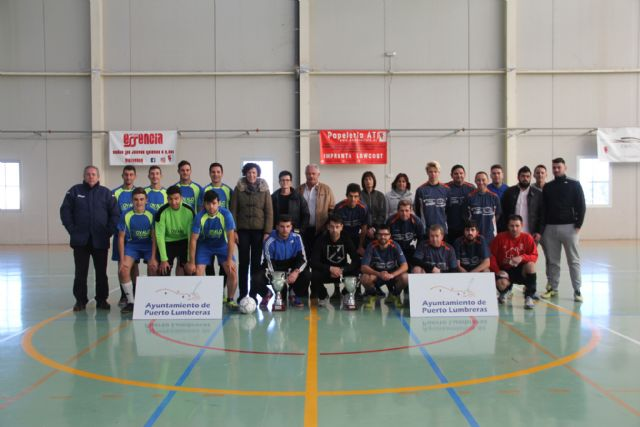 El equipo La Jarana gana las 12 horas de Fútbol Sala Memorial Pascual Ortuño Cayuela - 1, Foto 1