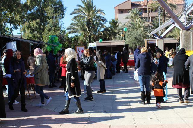 Casi una veintena de asociaciones de Alhama celebran el Día del Voluntariado, Foto 3