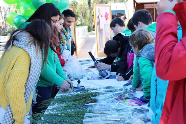 Casi una veintena de asociaciones de Alhama celebran el Día del Voluntariado, Foto 4