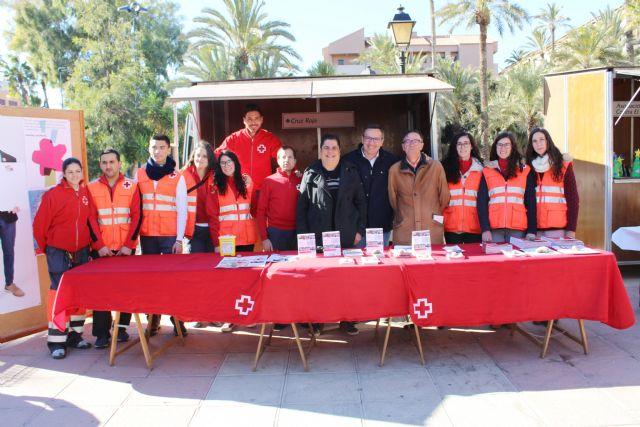 Casi una veintena de asociaciones de Alhama celebran el Día del Voluntariado, Foto 6