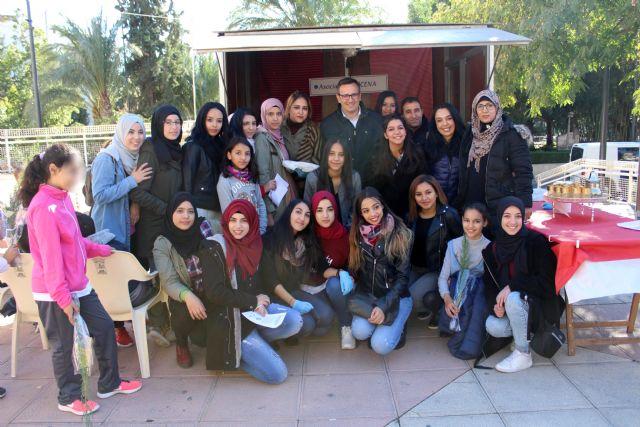 Casi una veintena de asociaciones de Alhama celebran el Día del Voluntariado, Foto 7