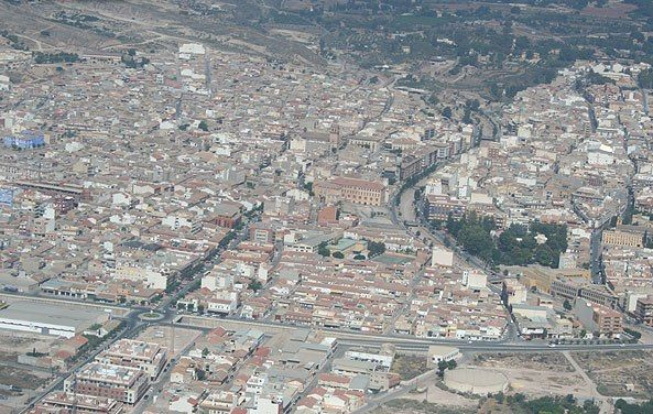 Proposes to request a Mobile Unit of the Atmospheric Surveillance Network of the Region of Murcia to assess air quality - 1