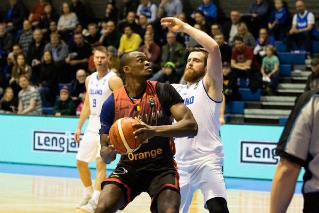 Así han sido las Ventanas FIBA para los jugadores del UCAM Murcia - 4, Foto 4