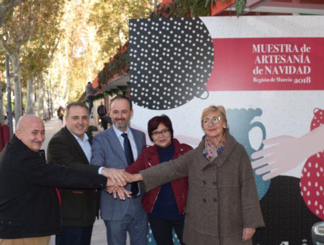 La peatonalización del paseo Alfonso X potencia una Muestra de Navidad que contará con 70 puestos, Foto 1