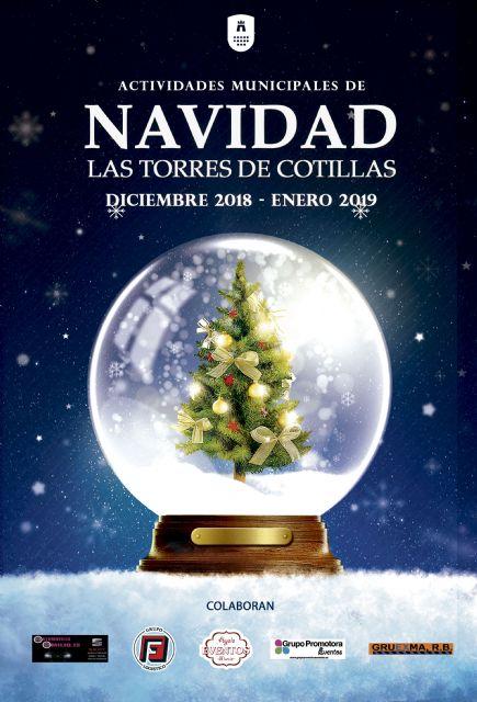 La Navidad torreña se pondrá de largo con el tradicional encendido de luces - 1, Foto 1