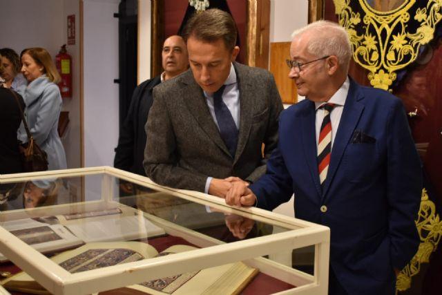 El Alcalde de Lorca inaugura la exposición Figuras tradicionales del Belén que se podrá visitar hasta el 3 de enero en la Casa Museo del Paso Morado - 1, Foto 1