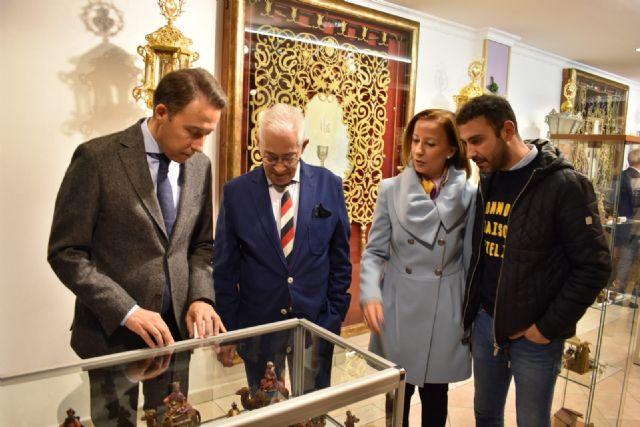 El Alcalde de Lorca inaugura la exposición Figuras tradicionales del Belén que se podrá visitar hasta el 3 de enero en la Casa Museo del Paso Morado - 2, Foto 2