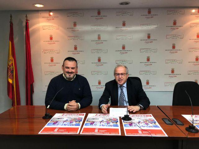 500 deportistas participarán en el Torneo Masters Murcia de baloncesto - 1, Foto 1
