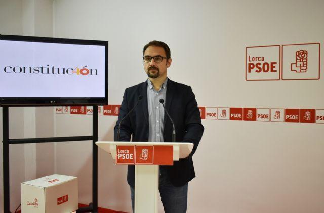 El PSOE celebra este miércoles el 40 aniversario de la Constitución Española con una lectura pública de los artículos de la Carta Magna - 1, Foto 1