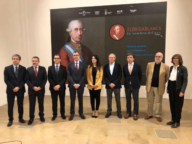 Gesa Mediación colabora en la difusión de la figura y el legado del Conde de Floridablanca - 1, Foto 1