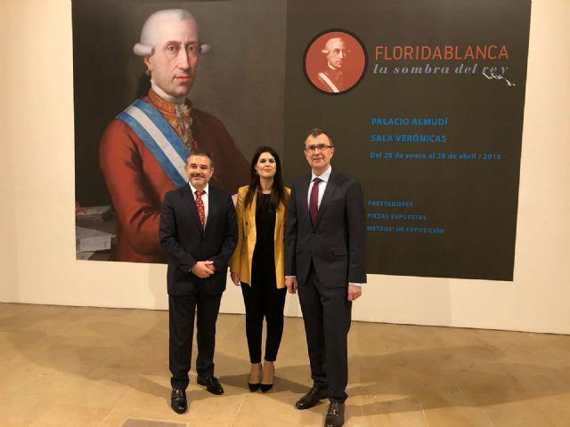 Gesa Mediación colabora en la difusión de la figura y el legado del Conde de Floridablanca - 2, Foto 2