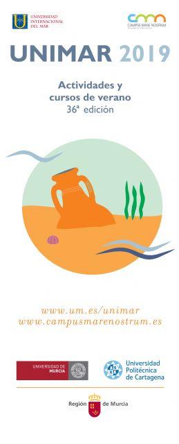 Un ánfora contenedora del conocimiento será la imagen del cartel de la 36ª edición de la Universidad Internacional del Mar - 3, Foto 3