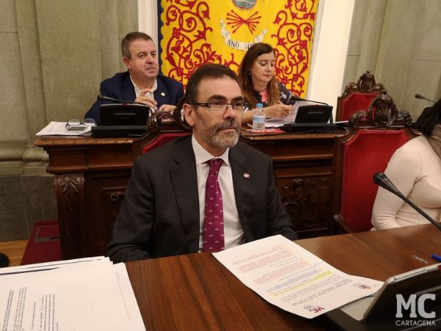 MC: Los presupuestos regionales condenan a Cartagena a seguir mendigando su futuro en esta Comunidad Autónoma - 1, Foto 1