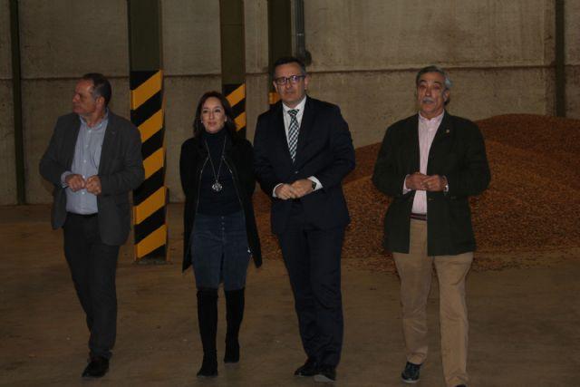 Visita del Delegado del Gobierno a la Cooperativa Frusemur - 3, Foto 3