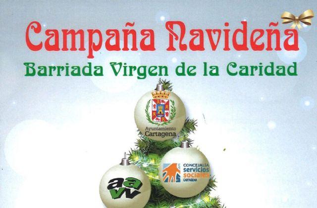 La Barriada Virgen de la Caridad organiza una programación especial por Navidad - 1, Foto 1