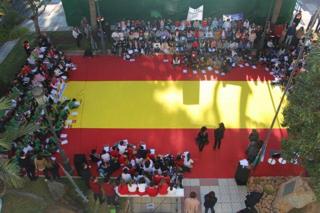 Los niños pinatarenses celebran el 40 aniversario de la Constitución Española - 3, Foto 3