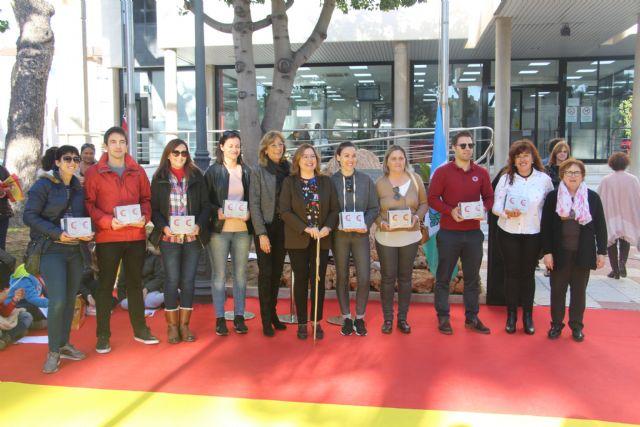 Los niños pinatarenses celebran el 40 aniversario de la Constitución Española - 4, Foto 4