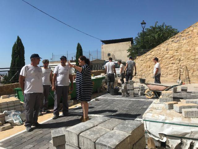 El desempleo se reduce en 21 personas durante el mes de noviembre en el municipio de Lorca - 1, Foto 1