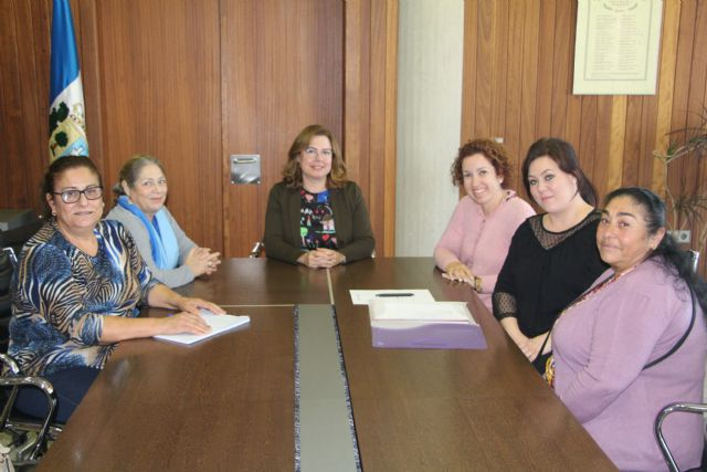 La asociación de mujeres gitanas Kalochí Kaló reinicia su actividad en San Pedro del Pinatar - 1, Foto 1